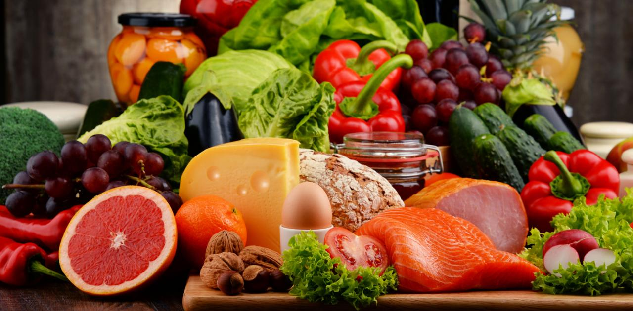 Reach Peak Fitness by watching your diet