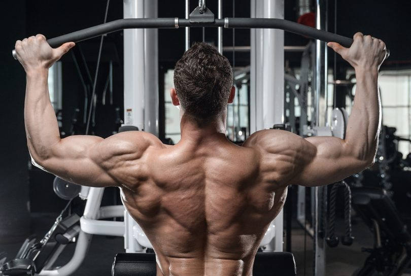 machine use for weight training